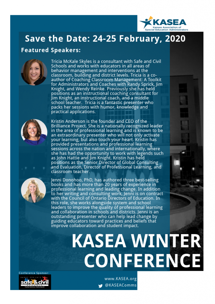 KASEA Winter Conference 2020